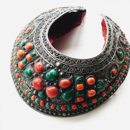 Head dress – Mongolia