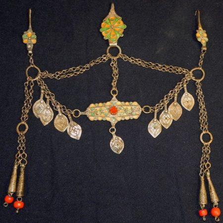Head dress – North Africa