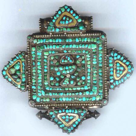 Pendant – Tibet